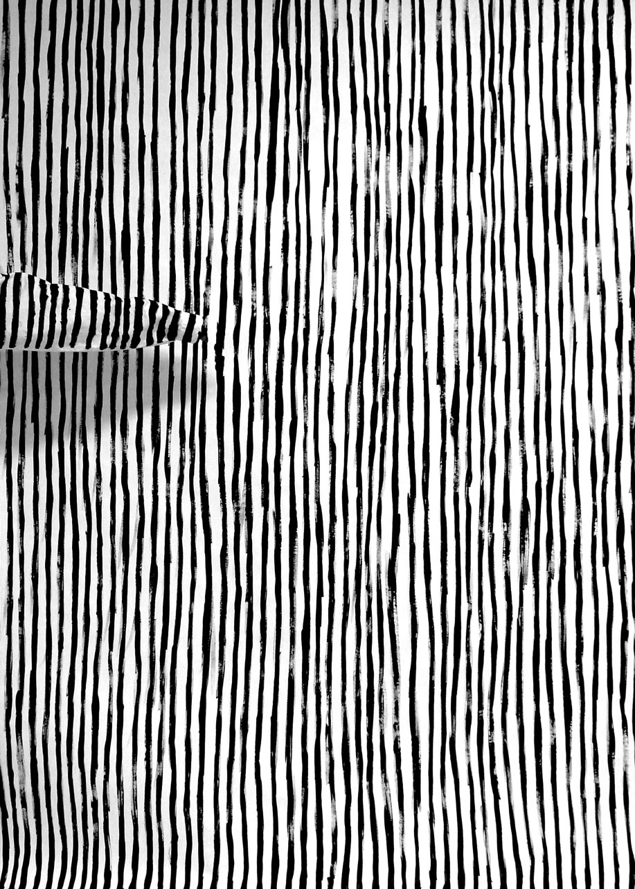 Stripes, Lines, Me - MoonSpoon project